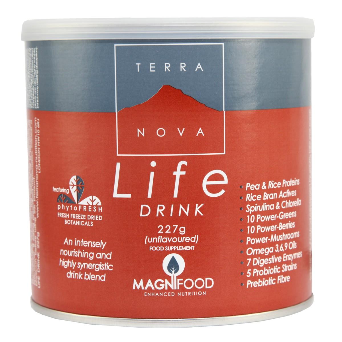 Terra Nova Life Drink