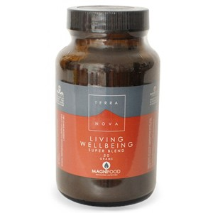 Terra Nova Living Wellbeing Super Blend