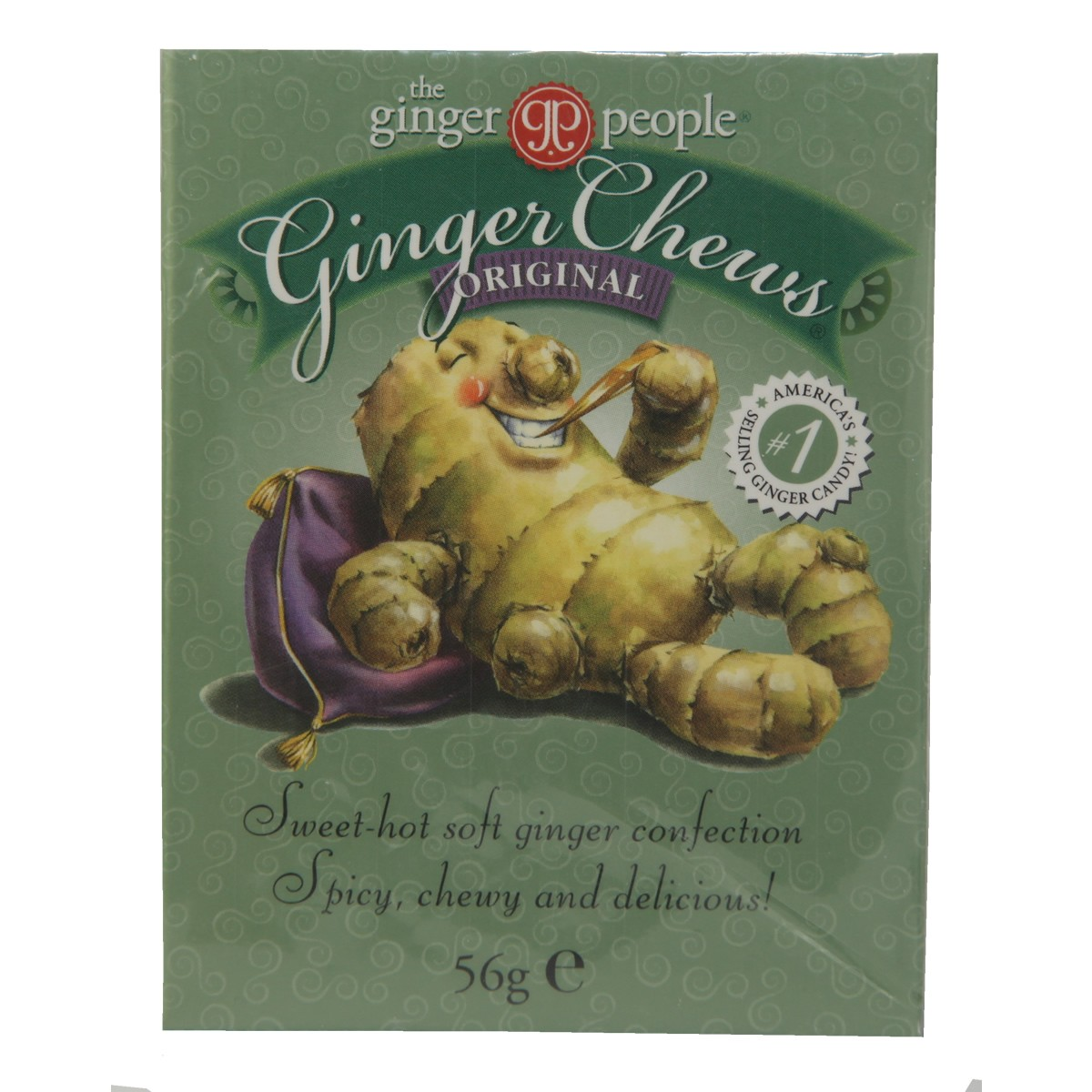 The Ginger People Ginger Chews Original