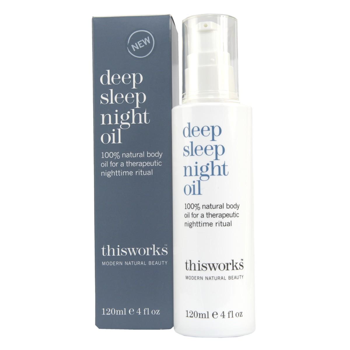 This Works Deep Sleep Night Oil