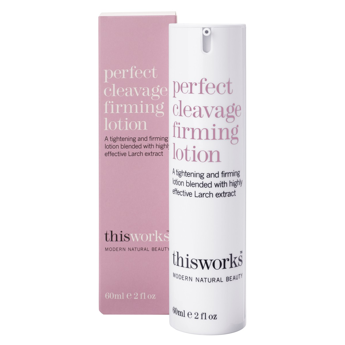 This Works Perfect Cleavage Firming Lotion