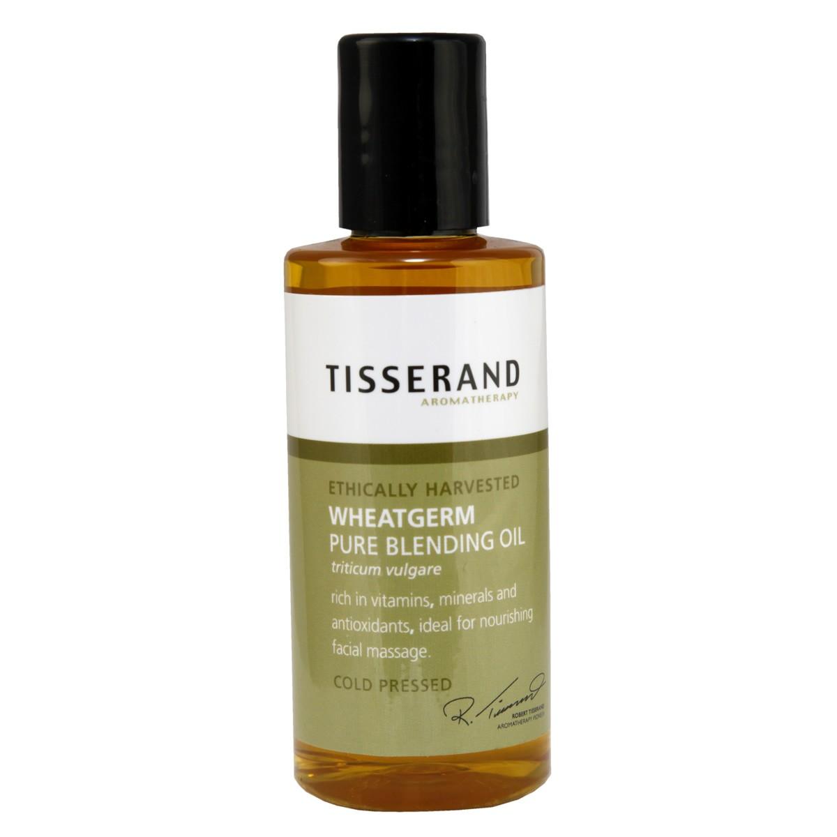 Tisserand Wheatgerm Ethically Harvested Pure Blending Oil