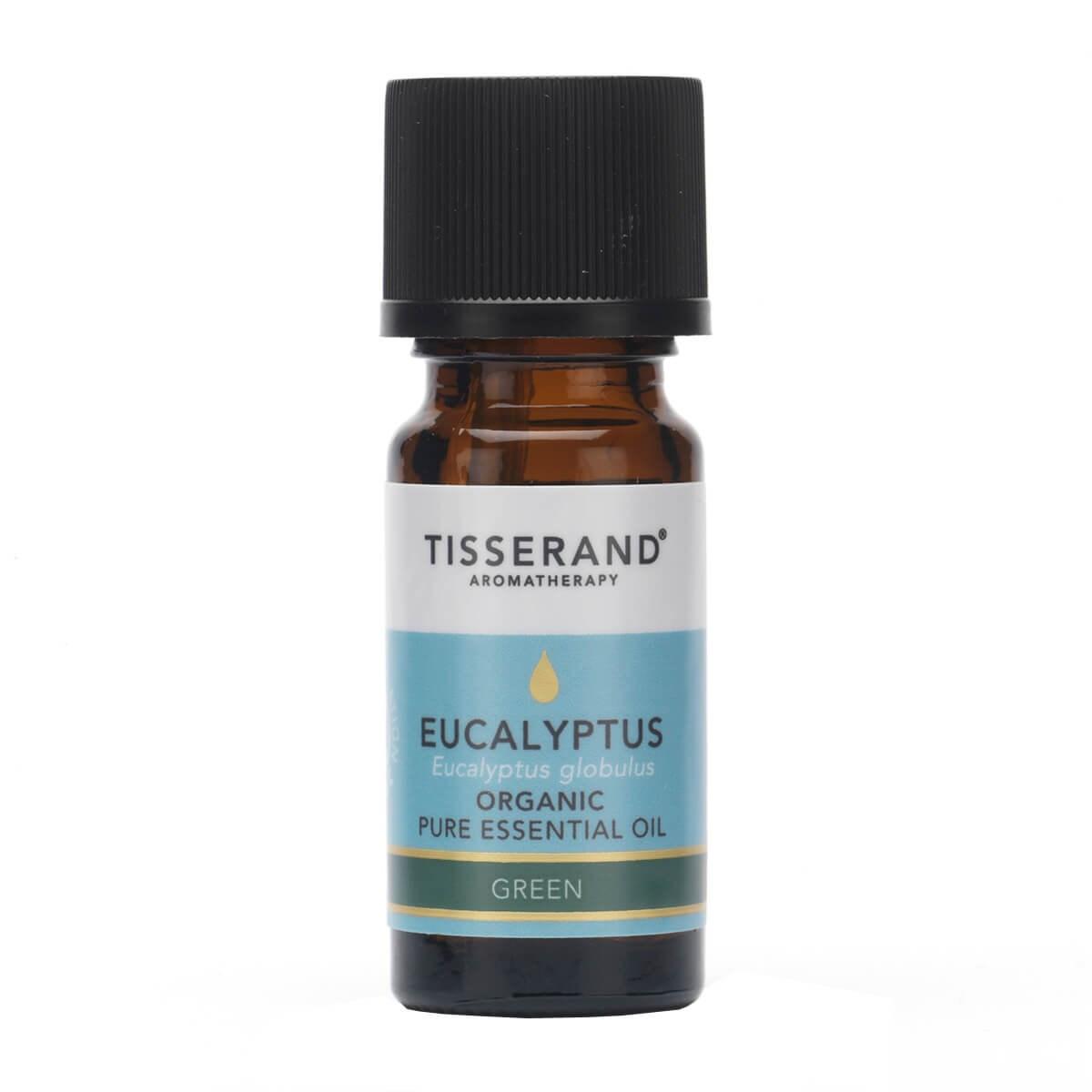 Tisserand Eucalyptus Organic Essential Oil