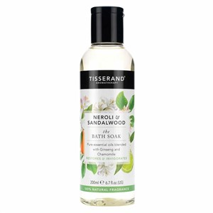 Tisserand Neroli & Sandalwood The Bath Soak