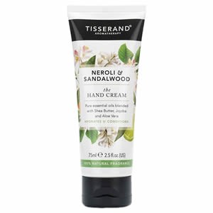 Tisserand Neroli & Sandalwood The Hand Cream