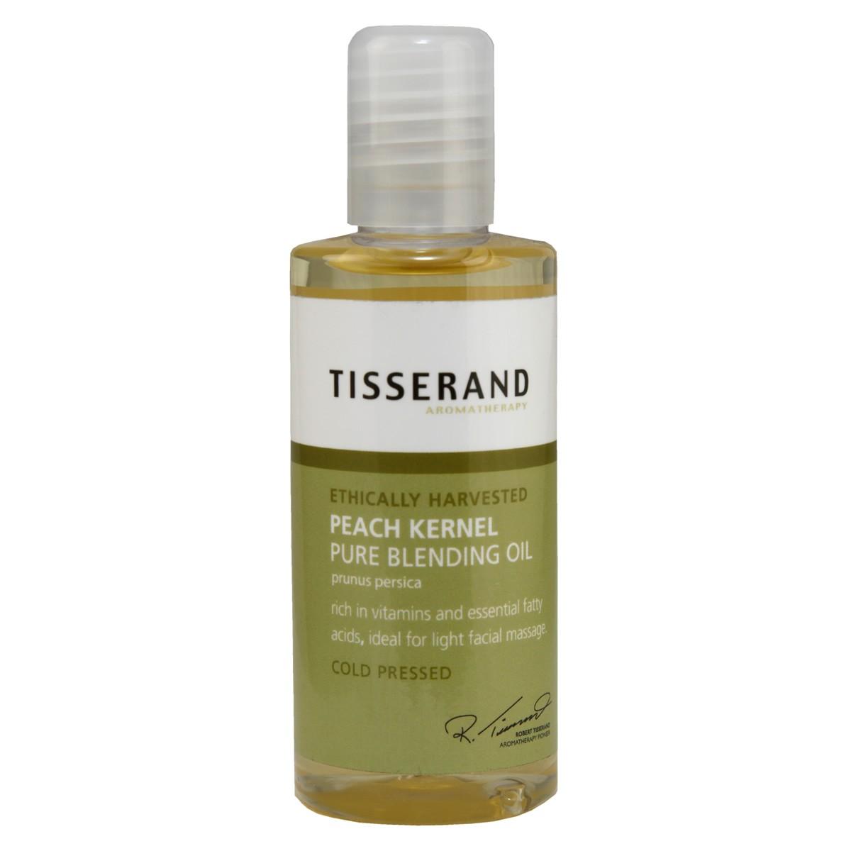 Tisserand Peach Kernel Ethically Harvested Pure Blending Oil