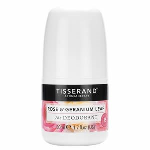 Tisserand Rose & Geranium Leaf The Deodorant