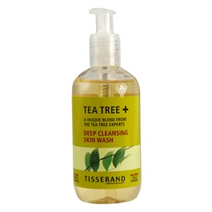 Tisserand Tea Tree+ Deep Cleansing Skin Wash