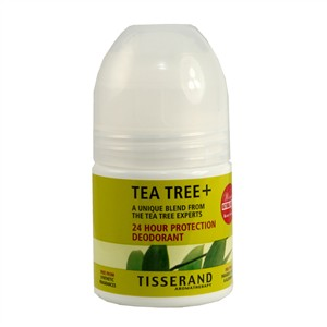 Tisserand Tea Tree+ Deodorant Roll-On