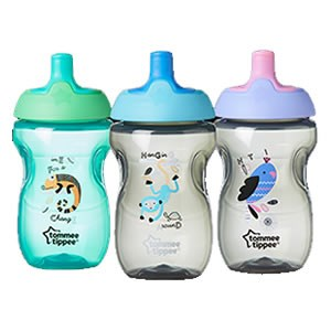 Tommee Tippee Sports Bottle (12m+) 300ml