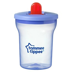 Tommee Tippee Essentials Free-Flow First Beaker (4m+) 200ml