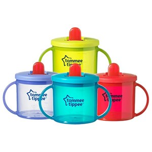 Tommee Tippee Essentials Free Flow  First Cup (4m+) 190ml