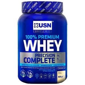 USN 100% Premium Whey Precision Complete Protein 908g