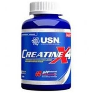 USN CreatineX4 Caplets