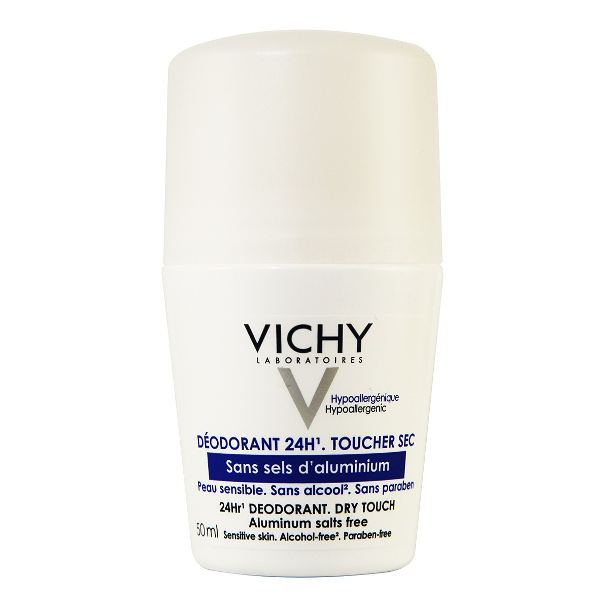 Vichy 24hr Dry Touch Deodorant Roll-on