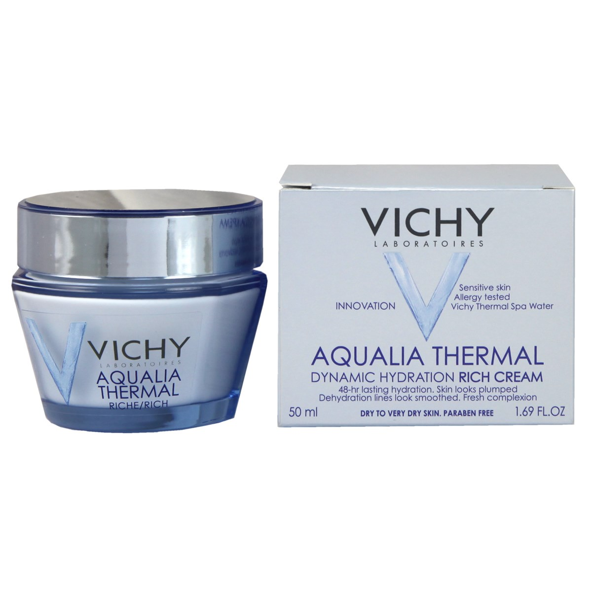 Vichy AQUALIA THERMAL bogata krema