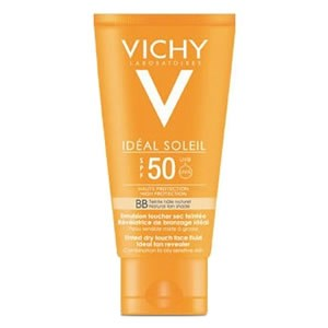 Vichy Capital Ideal Soleil BB Tinted Velvety Cream SPF50+