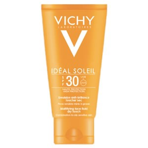Vichy Capital Ideal Soleil Mattifying Face Fluid Dry Touch SPF30