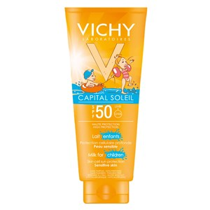 Vichy Capital Ideal Soleil Face & Body Milk for Children SPF50+