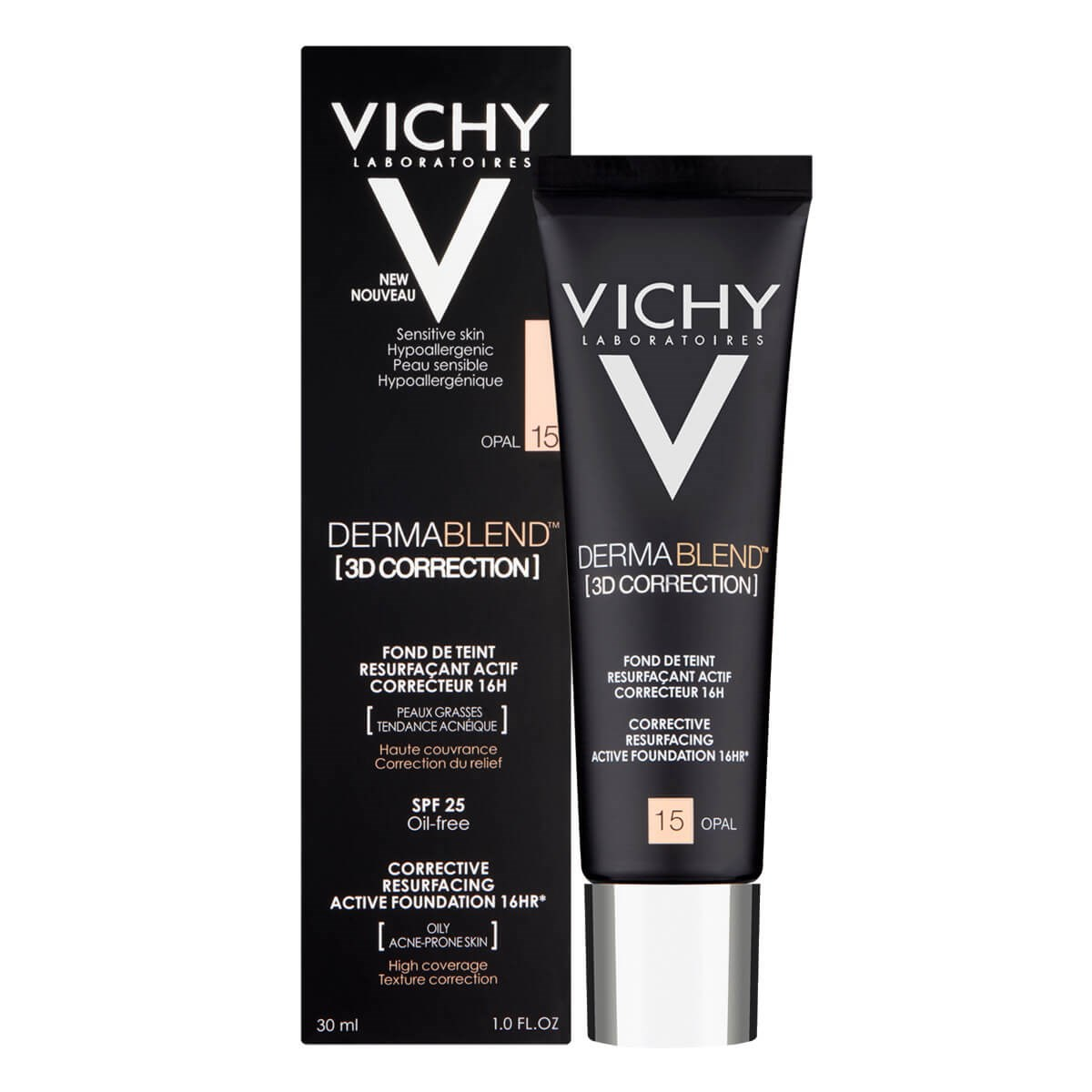 Vichy Dermablend 3D Correction Foundation