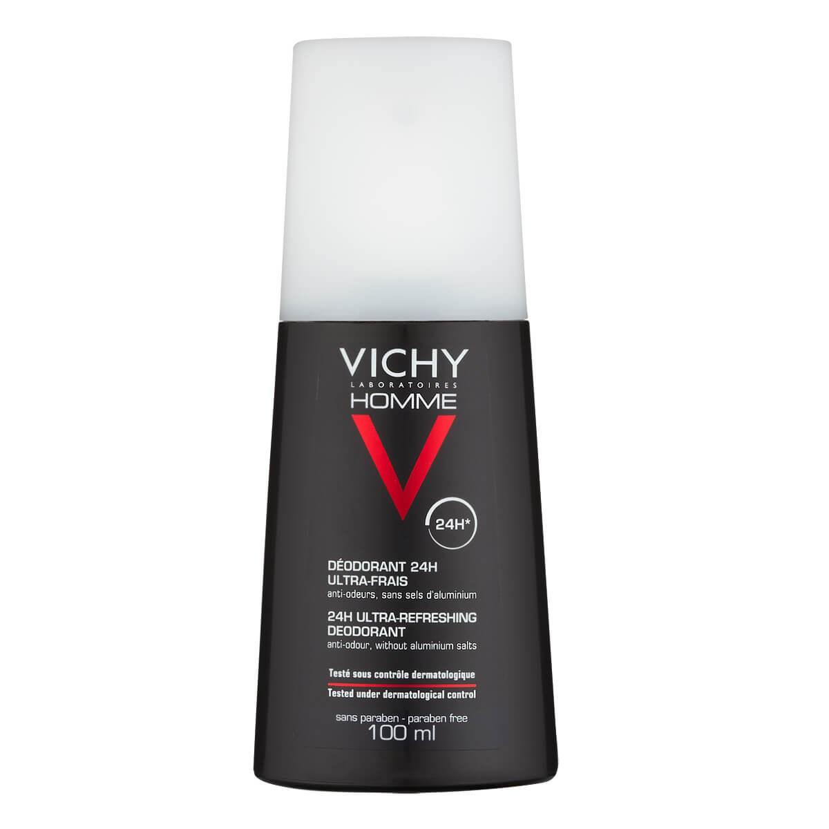 Vichy Homme Deo Vapo Intense Regulation