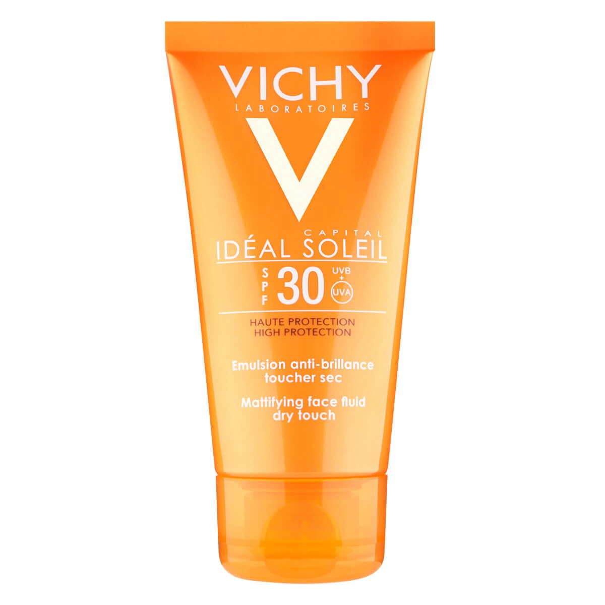 Vichy Ideal Soleil Dry Touch Face Fluid SPF30