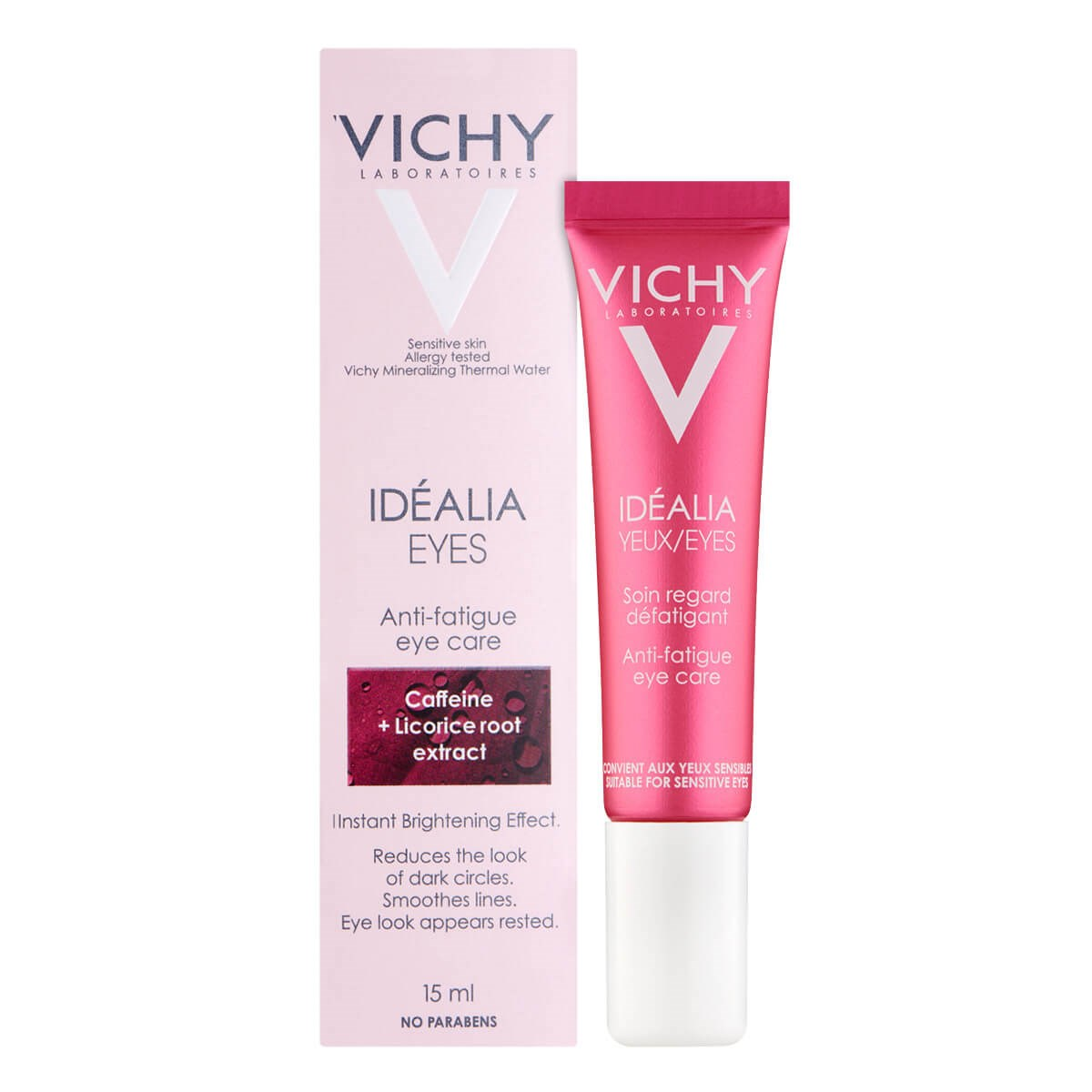 eChemist co uk | Vichy Idealia Eyes