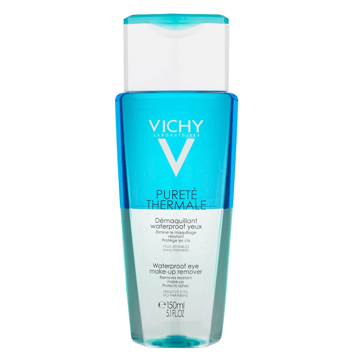 Vichy Purete Thermale Waterproof Eye Makeup Remover