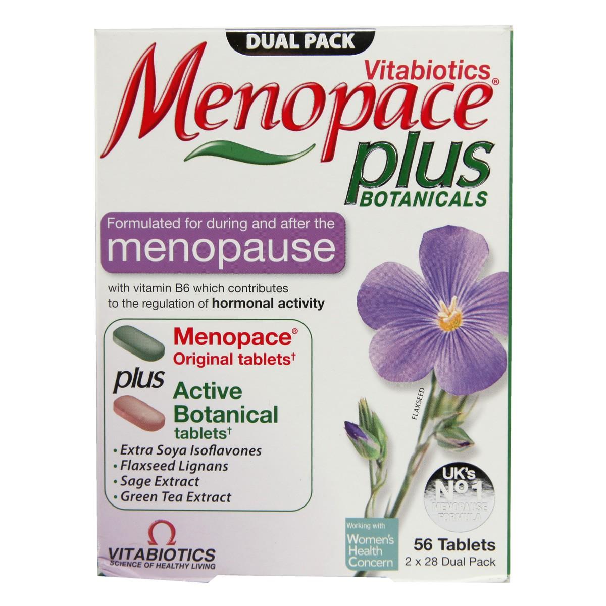 Vitabiotics Menopace Plus