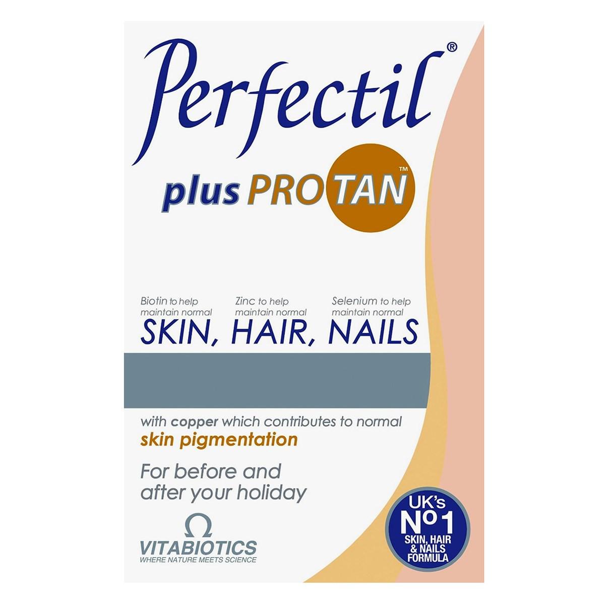 Vitabiotics Perfectil Plus ProTan