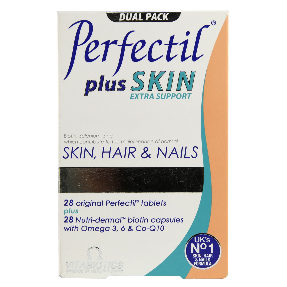 Vitabiotics Perfectil Plus Skin Dual Pack