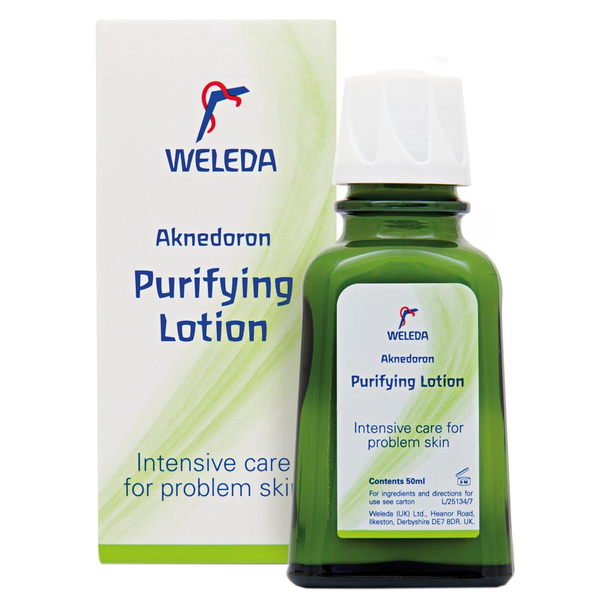 Weleda Aknedoron Purifying Lotion