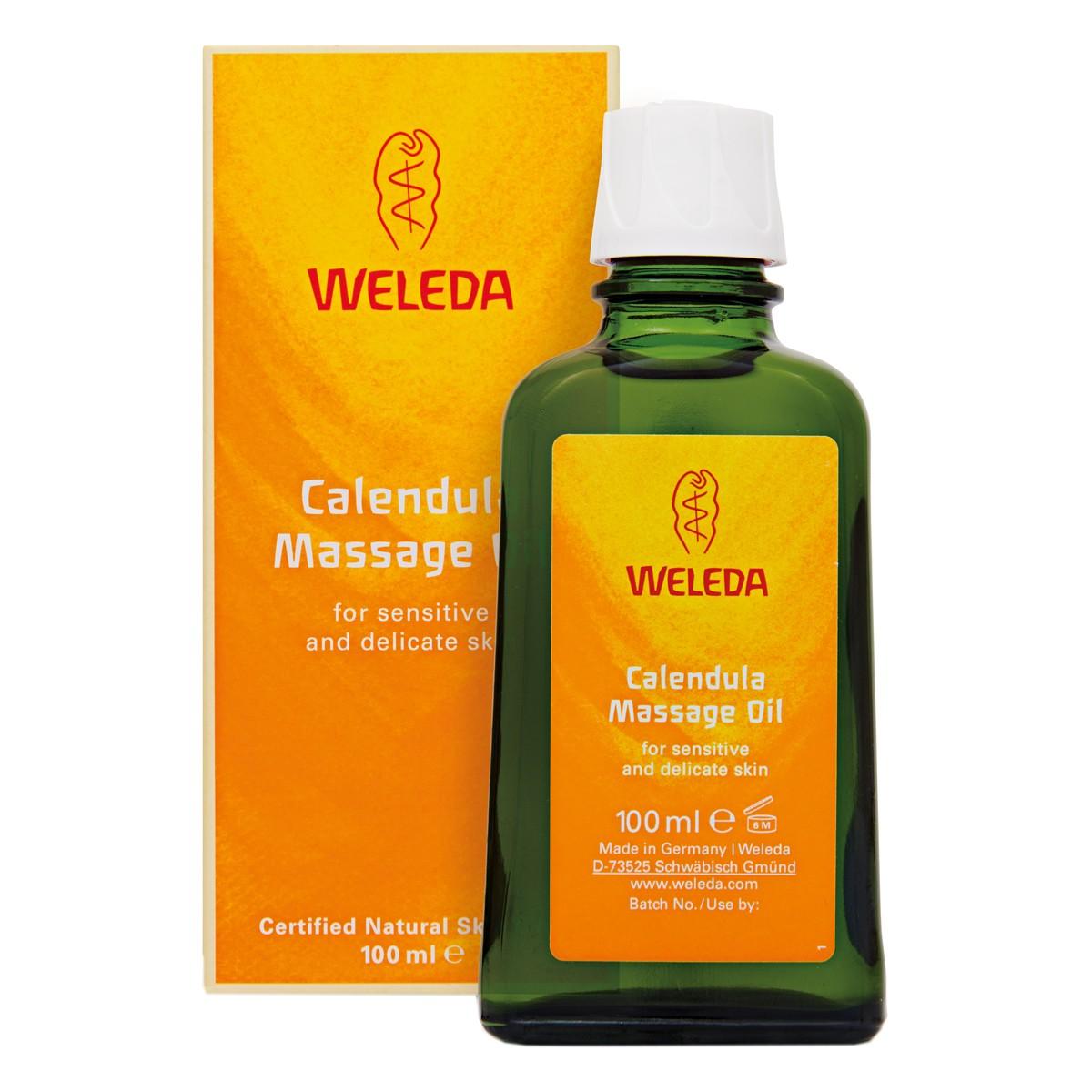 Weleda Calendula Massage Oil