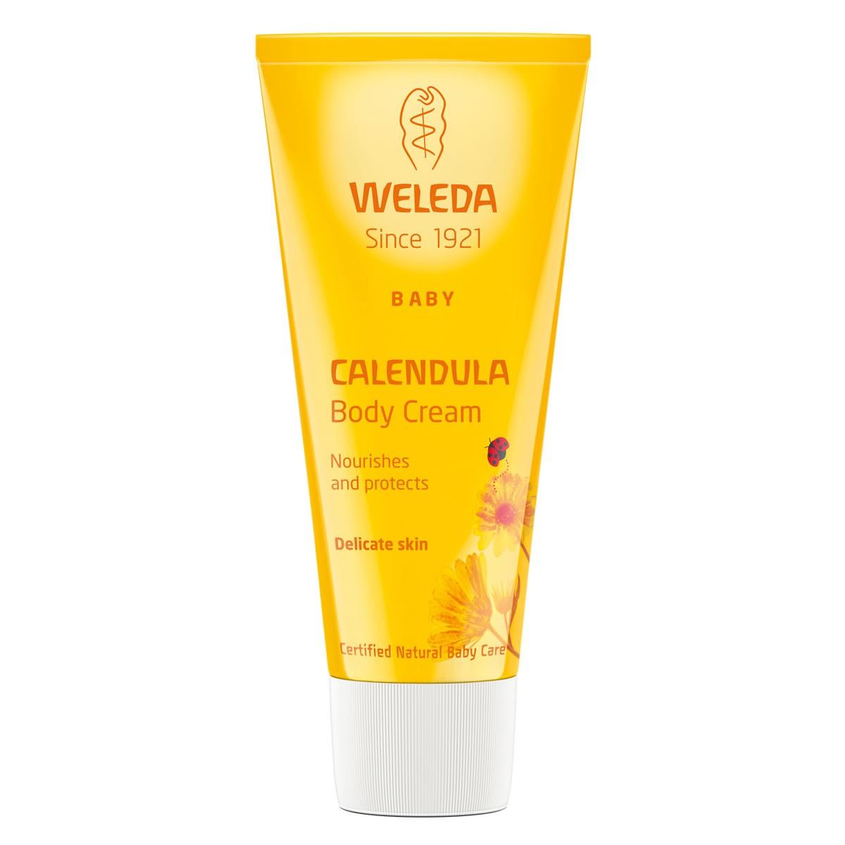 Weleda Baby Calendula Moisturising Body Cream
