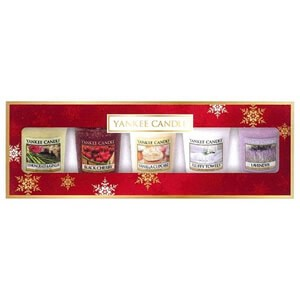 Yankee Candle Everyday 5 Votive Candle Gift Set