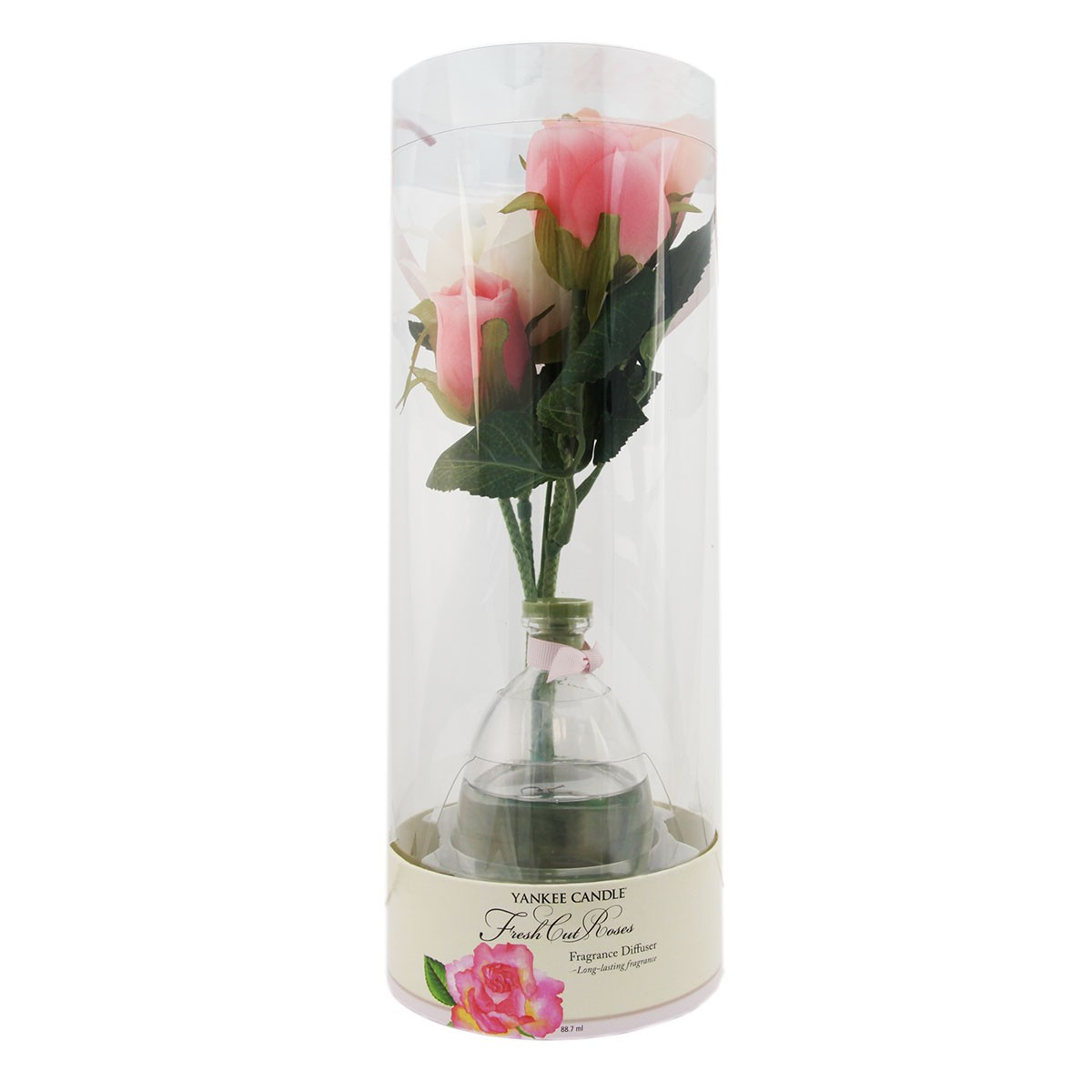 Yankee Candle Fresh Cut Roses Fragrance Diffuser