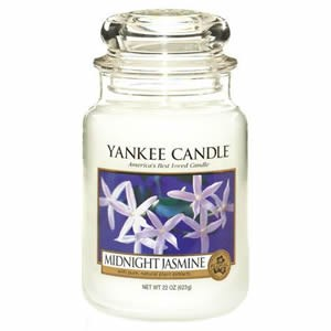 Yankee Candle Housewarmer Jar - Midnight Jasmine