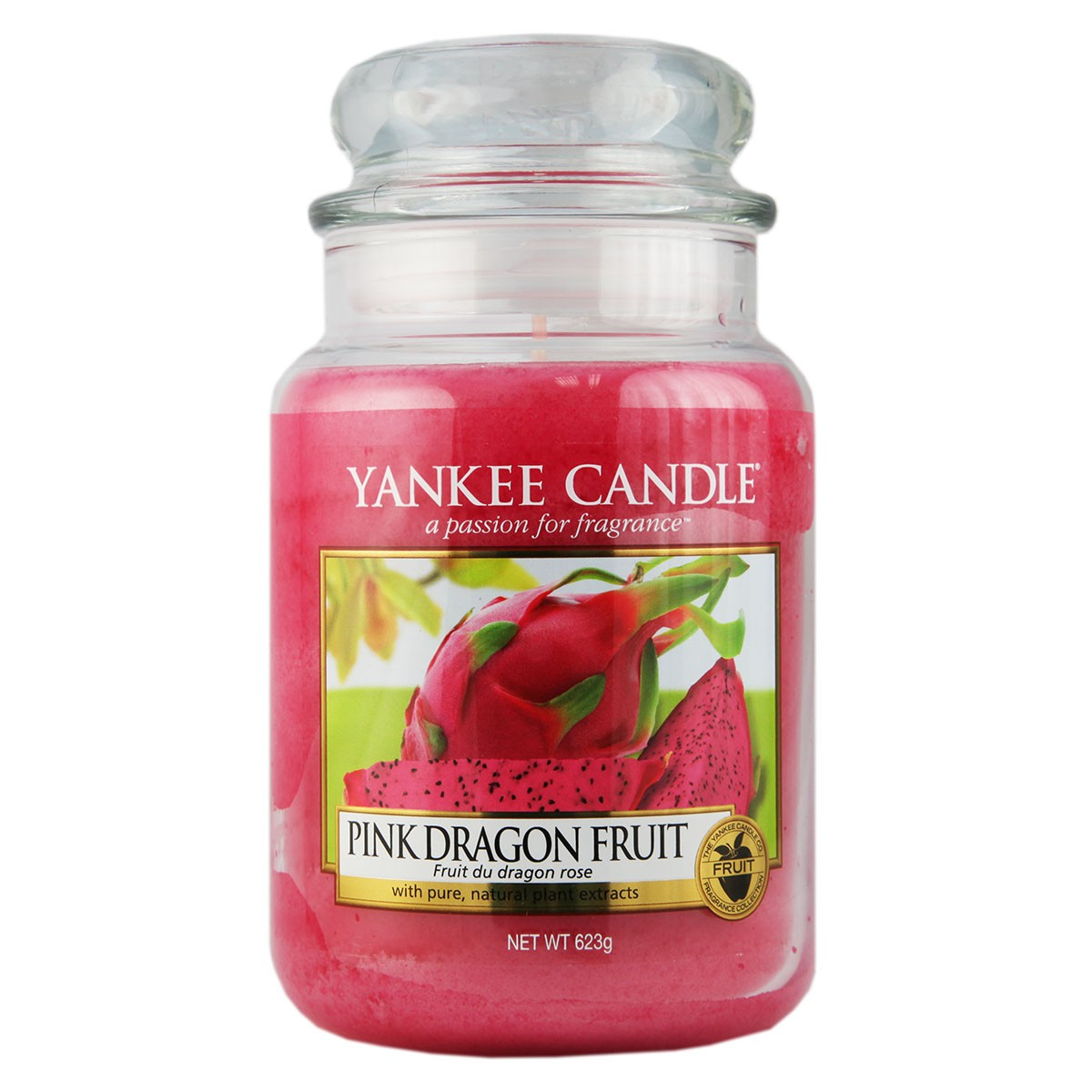 Yankee Candle Housewarmer Pink Dragon Fruit Jar