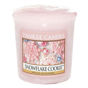 Yankee Candle Housewarmer Snowflake Cookie Sampler