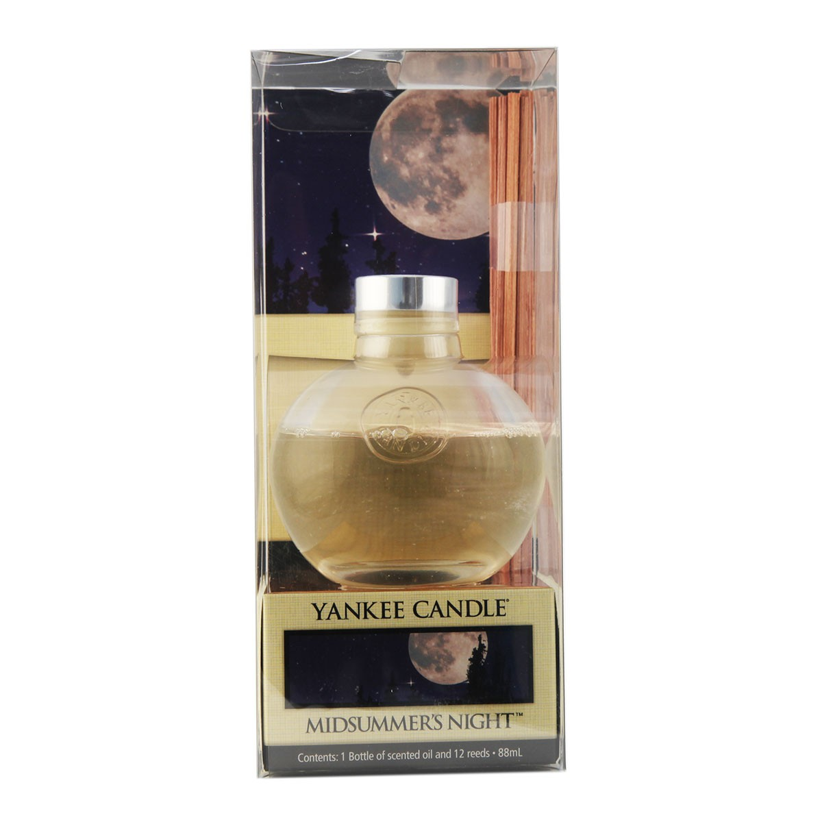 Yankee Candle Midsummer`s Night Reed Diffuser