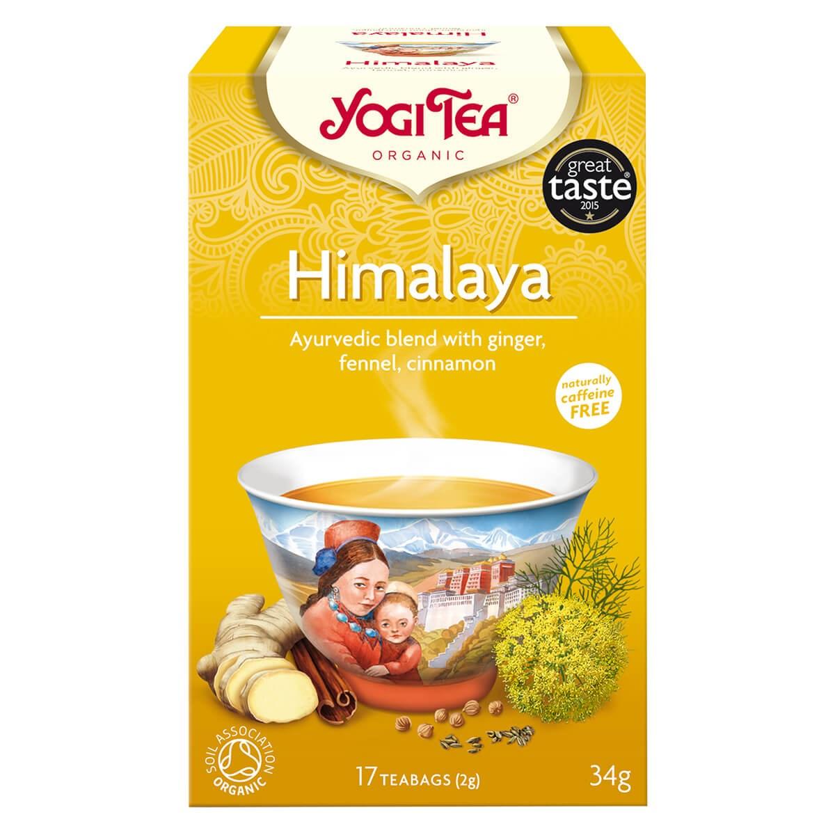 Yogi Tea Organic Himalaya Tea