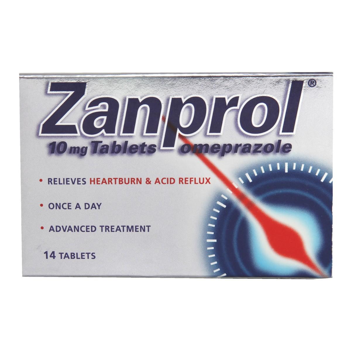 Zanprol Tablets