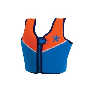 Zoggs Neoprene Swim Jacket Blue 23 years