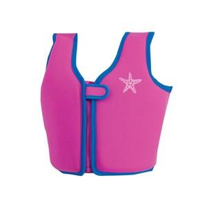 Zoggs Neoprene Swim Jacket Pink   45 years